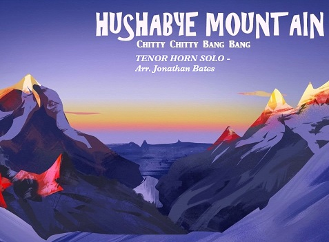 Hushabye Mountain Horn Solo Pennine Music Publishing